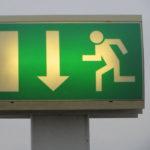 Fluchtwegekennzeichnung